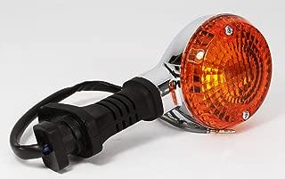 Kawasaki 85-06 Vulcan 750 454 LTD Front Turn Signal Assembly 23037-1214 New OEM