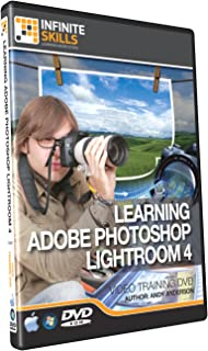 Learning Adobe Lightroom 4 - Training DVD - Tutorial Video (9 hrs - 143 Lessons)