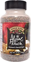 Alpine Touch 16 Oz. Pepper Blend Seasoning