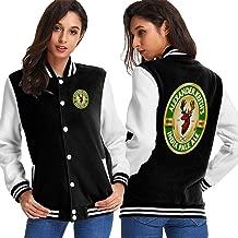 India Pale Ale Women's Varsity Baseball Hoodie Jacket Outerwear Coat