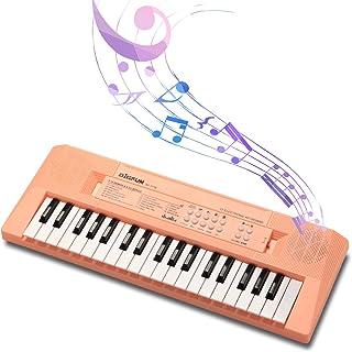SAOCOOL Kids Piano, 37 Keys Multifunction Electronic Keyboar
