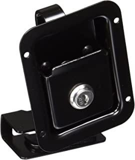 Bestop 51252-01 Paddle Handle Set with Rotary Latch for 1997-2006 Wrangler TJ