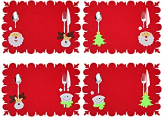 Best christmas kitchen placemats Reviews