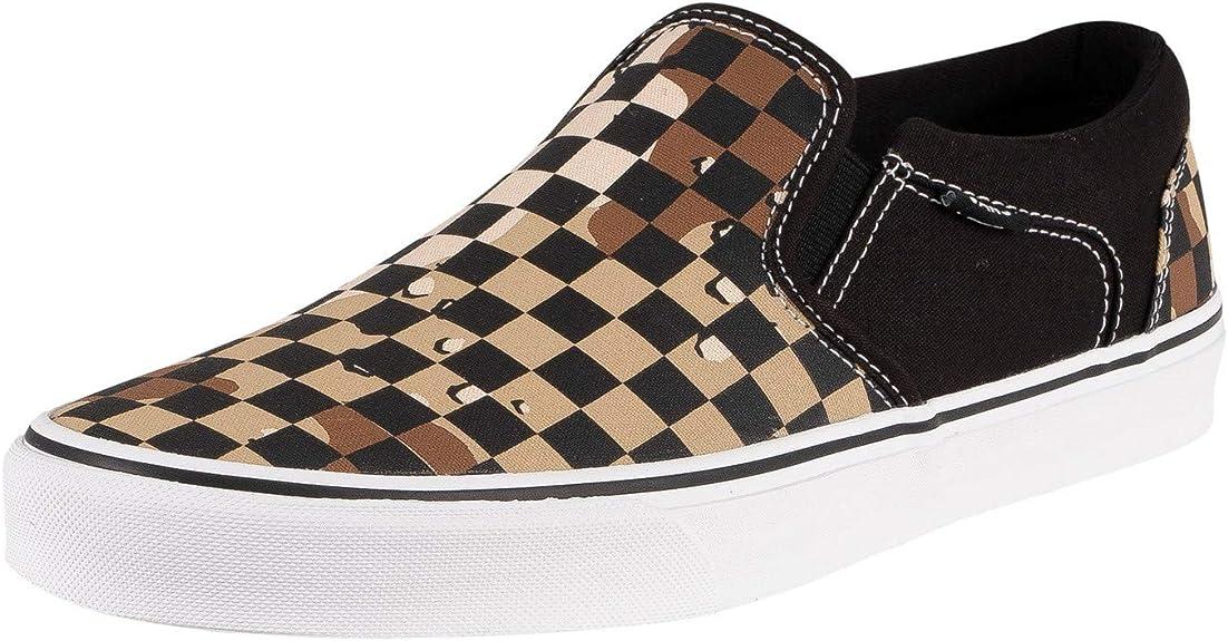 Vans Asher, Sneaker Homme : Amazon.fr: Chaussures et Sacs