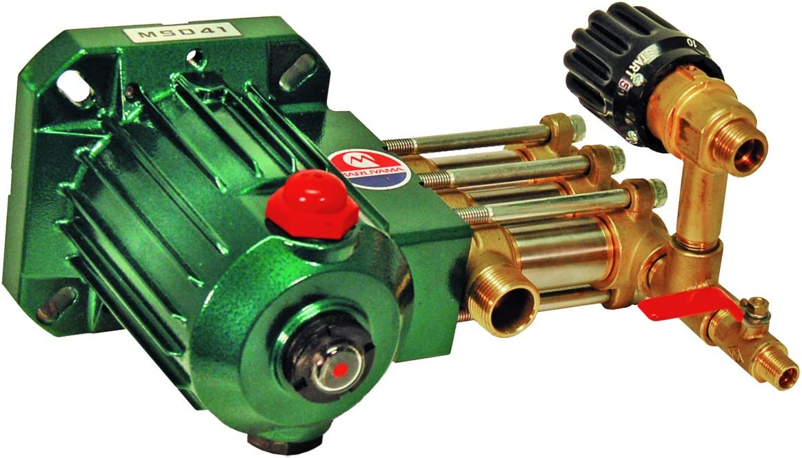 Large special price San Diego Mall Maruyama MSD41-3 4 Uniflow Pump Drive Direct