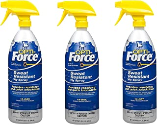 Manna Pro Opti-Force Fly Repellent Spray
