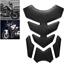MOTORBIKE SCORPIUS TANK PAD PROTECTOR MOTORCYCLE GEL PAD UNIVERSAL CARBON NEW