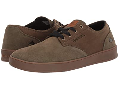 Emerica The Romero Laced (Olive/Gum) Men