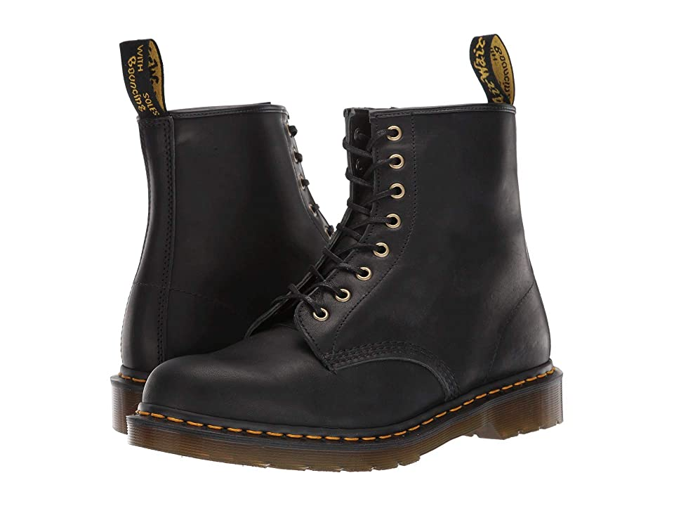 Dr. Martens 1460 Made In England (Black) Boots