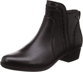 [ロックポート] ブーツ コブヒル オリアナ カットアウトブーツ ウォータープルーフ(3.9cm) 防水 レディース