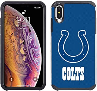 Prime Brands Group Cell Phone Case for Apple iPhone XS Max - Indianapolis Colts
