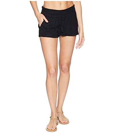 Roxy Oceanside Shorts Dobby (Anthracite) Women