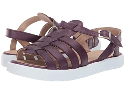 Elephantito Venetto Sandal (Toddler/Little Kid/Big Kid) (Plum) Girls Shoes