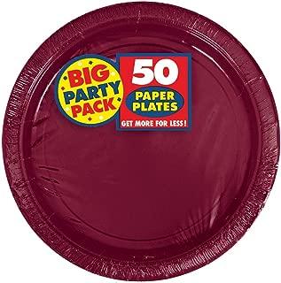 Best burgundy cake plates Reviews