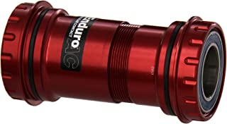 Wheels Manufacturing BB30 to Outboard Bottom Bracket with SRAM Compatible for AC Bearings, Red