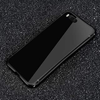 SENDIAYR Smal metallram + akrylskydd Anti-knock Anti-repHårdmetallfodral , för Xiaomi Mi 6
