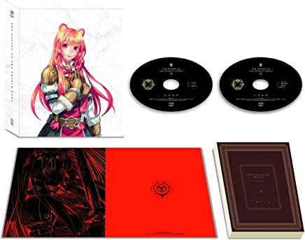 盾の勇者の成り上がり Blu-ray BOX 2巻