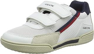 Geox J Poseido Boy F, Zapatillas Niños