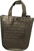 Lululemon Holiday Black Edition Reusable Tote Carryall Gym Bag