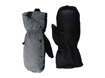 Obermeyer Kids Molten Mitten (Little Kids/Big Kids) (Knight Black) Extreme Cold Weather Gloves