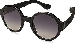 Havaianas Round Sunglasses For Women - Black Lens, 51