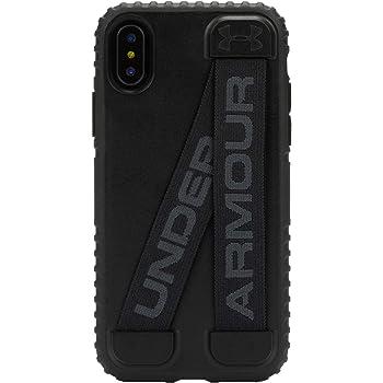 Autónomo mentiroso Redada  Amazon.com: Under Armour UA Protect Arsenal Case for iPhone X -  Graphite/Quirky Lime