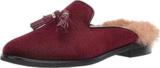 Sperry Women's Seaport Levy Tassel Fur Mule Loafer