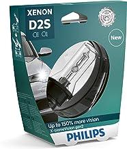 Philips 85122XV2S1  Xenon X-tremeVision gen2 -Bombilla Xenon para Faros Delanteros de Coches