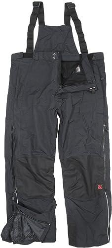 Pantalon thermique de ski - Noir, taille jusqu'à 14XL