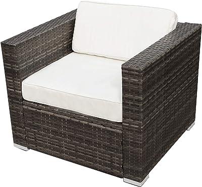 Amazon.com : Vondom Faz Sofa Left-Hand end Module White ...