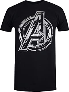 Marvel The Avengers Infinity Logo Camiseta para Hombre