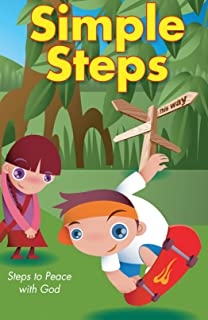 Simple Steps to Peace with God (Pack of 25)