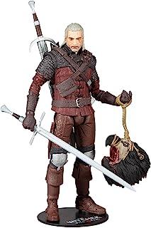 McFarlane - Witcher Gaming 7 Figures Wave 2 - Geralt of Rivia (WolfArmor)
