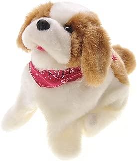 PowerTRC Cute Somersault Little Puppy- Barks, Sits, Walk, and Flips