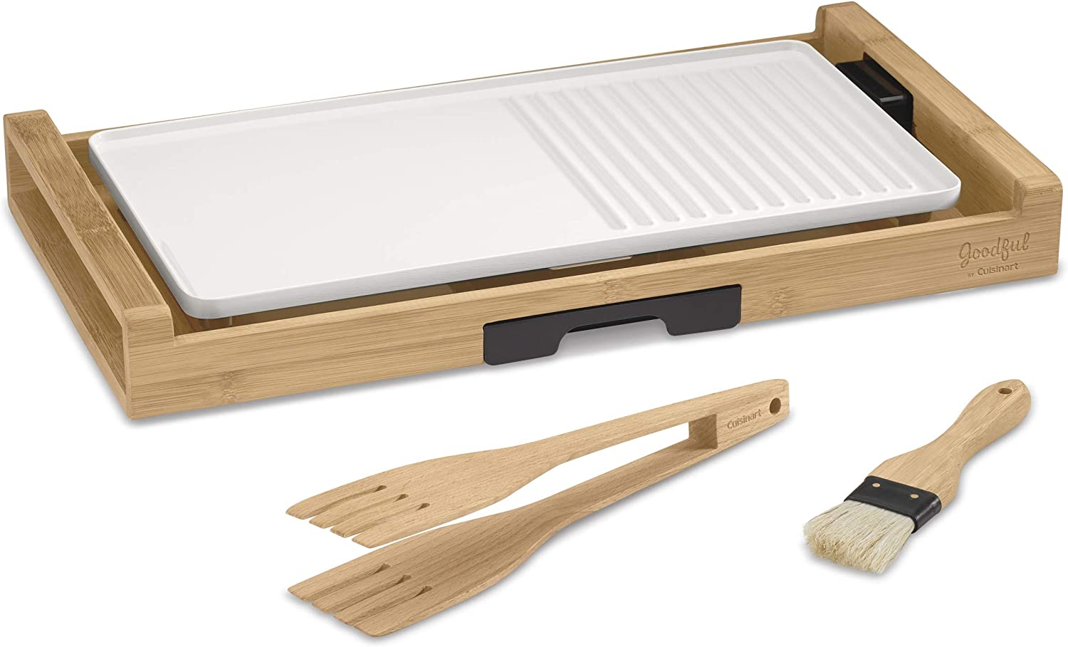 Goodful by Cuisinart GG1500GF At the price of surprise Full Griddl New York Mall Grill Griddle