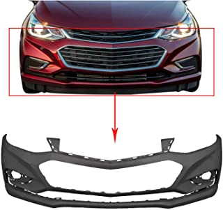 2017 chevy cruze front bumper