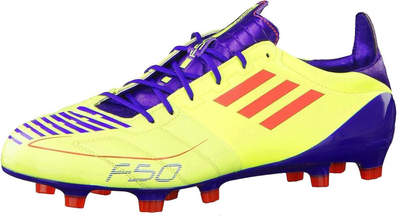adidas F50 Adizero TRX Firm Ground Football Boots - Jaune ...