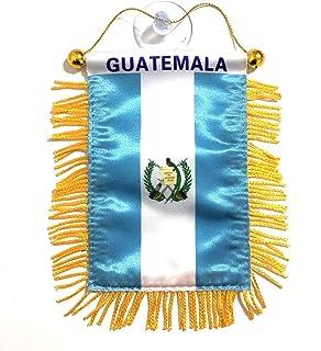 PRK 14 Guatemala Guatemala Bandera Guatemala para coches, hogares, ventanas de ventanas de cristal hechas de calidad mini ...
