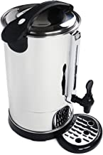 Oypla Electrical 8L Catering Hot Water Boiler Tea Urn Coffee