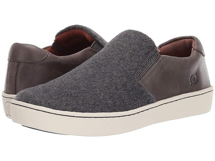 Born  Skit (Dark Grey) Womens  Boots