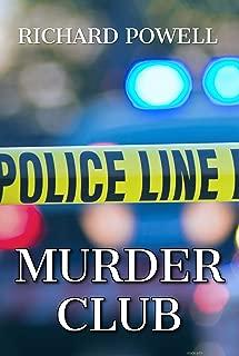 MURDER CLUB (Jergen County Book 1)