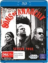 SONS OF ANARCHY: SEAS 4 (3 DISC)