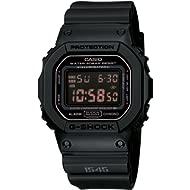 Men's DW5600MS-1CR G-Force Military Concept Black Digital Watch