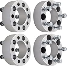 DCVAMOUS 4pc 2 Inch 5x4.5 Wheel Spacers 5x114.3 with 1/2