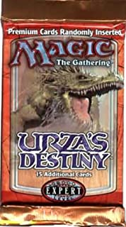 Magic the Gathering Urzas Destiny Booster Pack 15 cards