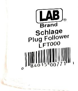 Lab LFT000 .500 Diameter Schlage Lock Cylinder Follower