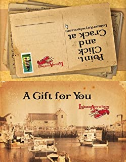 Lobster Anywhere Gift Card