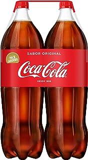 Coca-Cola Regular, Refresco met cola-gas, verpakking van 3 (3 x 2 flessen)