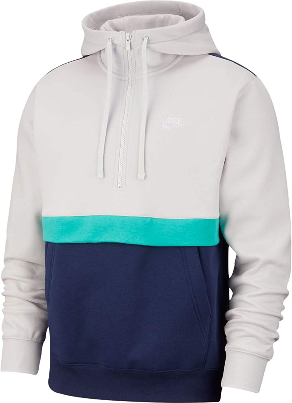 Fundamental Coast Men/'s Ultimate Zip Fleece Hoodie Midnight Navy Size Medium M