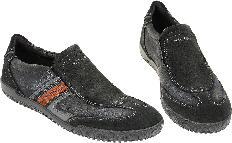 ECCO Men's Graham Retro Sneaker Oxford